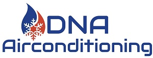 DNA Air conditioning LOGO